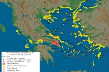 athenian-empire